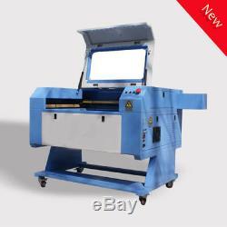 Usb 60w Co2 Gravure Au Laser Cutter Et Machine De Coupe 900mm X 600mm Avec Ce Fda