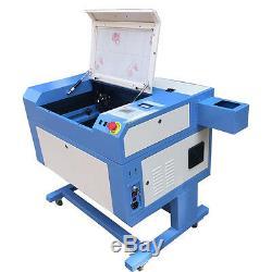 Usb 60w Co2 Machine De Gravure Laser De Coupe Avec Un Positionnement À Point Rouge Fonction