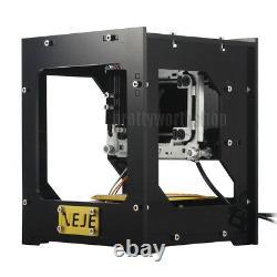 Usb Diy 300mw Laser Cutting Gravure Machine Printer Engraver Logo Image