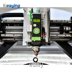 Vente! 500w Laser À Fibre Tube Tuyau Machine De Découpage Avec 3m Longueur 200 MM Diamètre