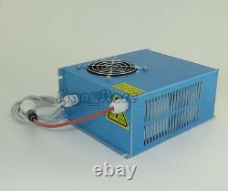 Ventes! Reci 80w Z2 S2 Co2 Psu Laser Power Supply Dy10 Machine De Gravure De Coupe