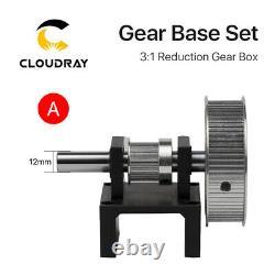 Vitesse De Base Machine Pièces Mécaniques Pour Machine De Gravure Laser De Découpe